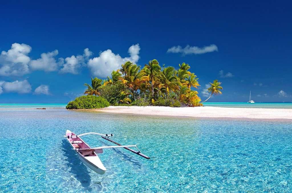 gambar pemandangan pantai dan laut 1