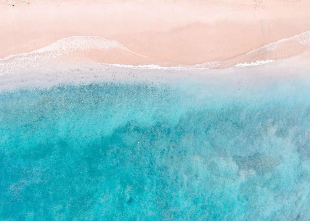 gambar pemandangan pantai dan laut 10